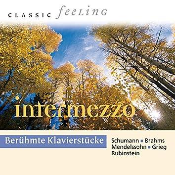 Classic Feeling: Intermezzo, Berühmte Klavierstücke