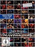 Jack Bruce - Rockpalast - The 50th Birthday Concerts [3 DVDs+CD] - Jack Bruce