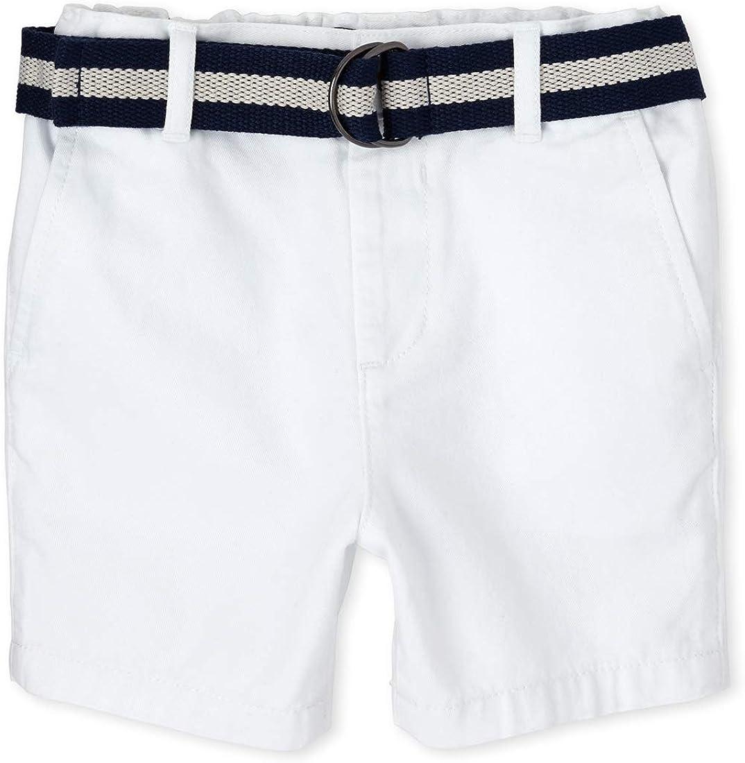 The Childrens Place Boys Flamingo Chino Shorts
