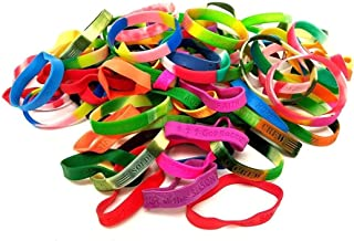 Dondor Religious Bracelets, By (100 Piece Pack!)
