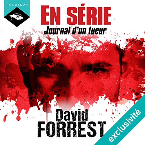 En Série : Journal d'un tueur audiobook cover art