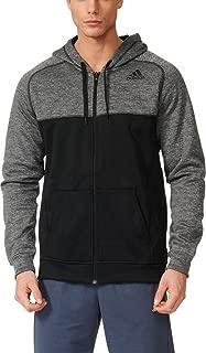Men's Team Issue Fleece Full-Zip Hoodie-Block