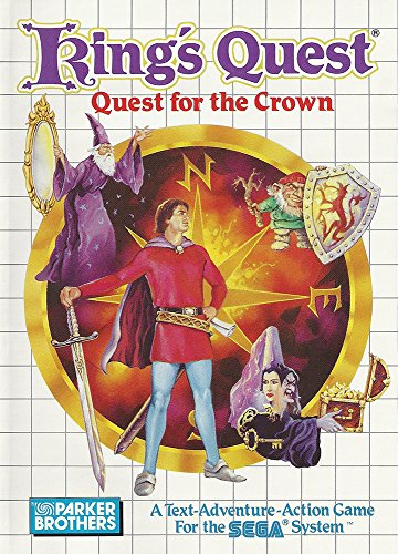 King's Quest Quest for the Crown