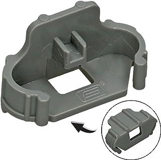 Spares2go cesta cajones y raíl accesorio de delantera y trasera tapa para lavavajillas Zanussi