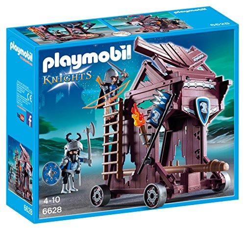 PLAYMOBIL Caballeros-6628 Playset, Multicolor, Miscelanea (6628)