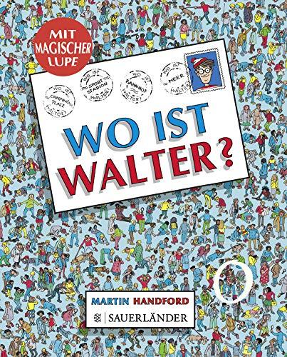 Wo ist Walter? (Mini-Ausgabe): mit magischer Lupe