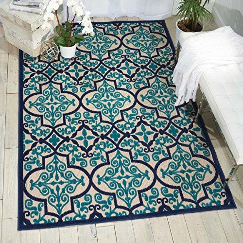 indoor outdoor rugs target - 5