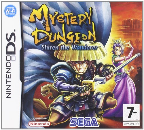 Mystery Dungeon: Shiren the Wanderer [Import spagnolo]