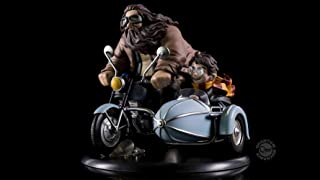 Quantum Mechanix Harry Potter and Rubeus Hagrid Q-Fig Max Figure
