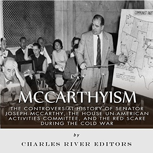 McCarthyism audiobook cover art