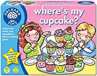 Orchard Toys Where's My Cupcake by Orchard Toys [並行輸入品]