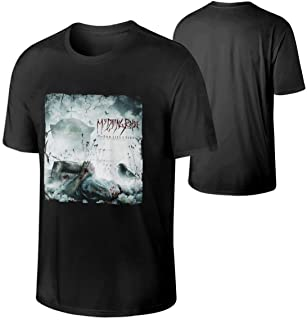My Dying Bride Breathable Man Tops Short Sleeve Tees L Black