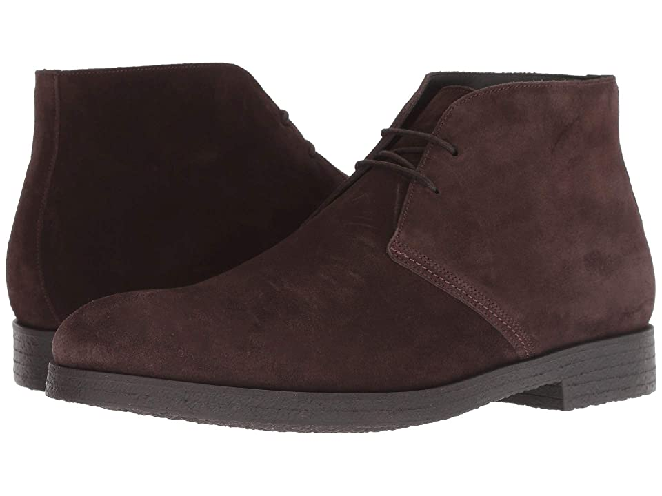 To Boot New York Boston (Dark Brown Suede) Men