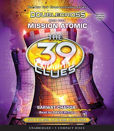 The 39 Clues: Doublecross: Book 4 (Scholastic Audiobooks)