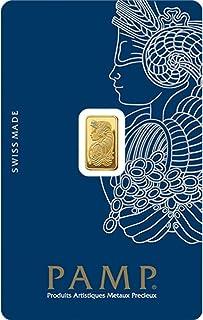Javeri Jewellery PAMP 1g 24K (999.9) Gold Bar