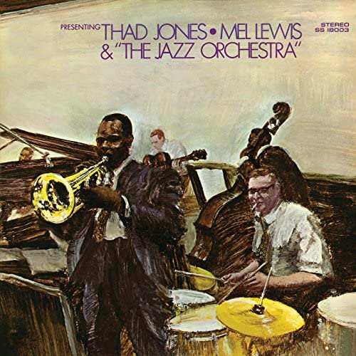 The Thad Jones-Mel Lewis Jazz Orchestra