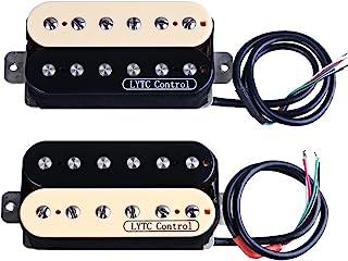 HS2 Electric Guitar Humbucker Pickups for Gibson Les Paul Replacement (Neck&Bridge) …