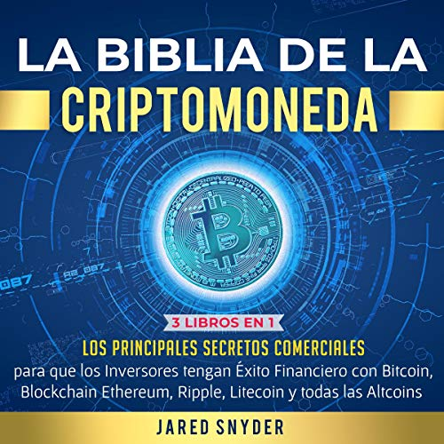 La Biblia de la Criptomoneda [The Cryptocurrency Bible] Titelbild