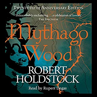 Mythago Wood cover art