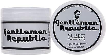 Gentlemen Republic Sleek Grooming Paste Genuine Grooming for Men - 8 oz