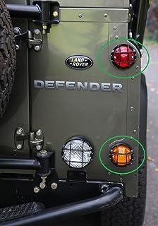 Bearmach Land Rover Defender Rear Exhaust Mounting Bracket /& Rubber  ESR3294