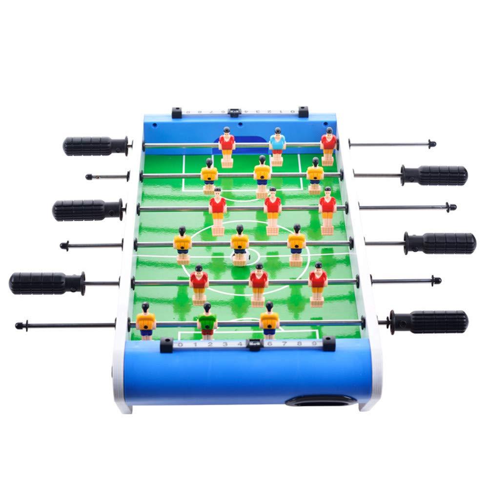 Guohailang Mesa de futbolín 50 * 25 * 12 cm Apto for niños de ...