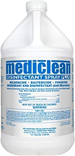 Mediclean Disinfectant Spray Plus (Formerly Microban) (Case of 4 Gallons)
