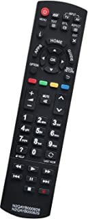 ALLIMITY N2QAYB000928 N2QAYB000829 Afstandsbediening Vervangen voor Panasonic Vier Smart TV TX-39ASX659 TX-40AXW634 TX-47A...