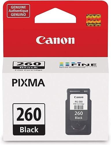 Genuine Canon PG-260 Black Ink Cartridge