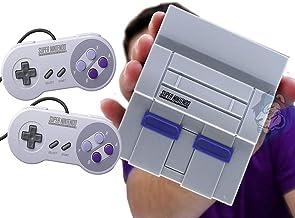Mini Super Nintendo Tiger Snes com mais 7000 jogos + 2 controles super nintendo