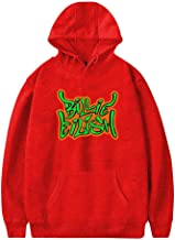PPgys Billie Graffiti Women's Hoodie Pullover Hooded Print Long Sleeve Sweatshirt for Woman Casual Tops