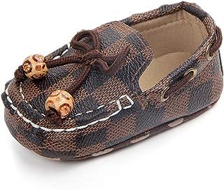 Sabe Newborn Infant Baby Girls Boys Tassels Soft Sole Penny Loafers Shoes Prewalker Moccasin
