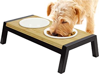 Best elevated dog food stands Reviews