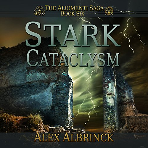 Stark Cataclysm audiobook cover art