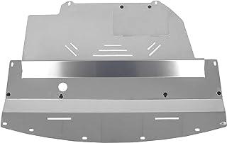 JMTAAT Aluminum Engine Under Tray Splash Shield Guard Skid Plate for Nissan 350Z, Infiniti G35 RWD Sedan and G35 Coupe