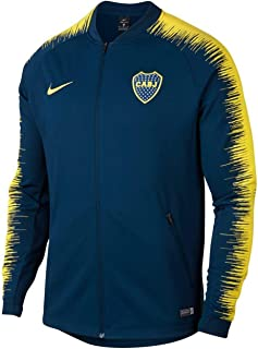 Nike Official 2018-2019 Boca Juniors CABJ Anthem Jacket