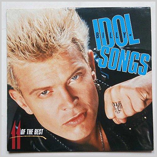 Idol songs-11 of the best (1988) / Vinyl record [Vinyl-LP]