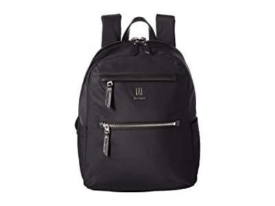 Travelpro Platinum Elite Backpack (Shadow Black) Backpack Bags