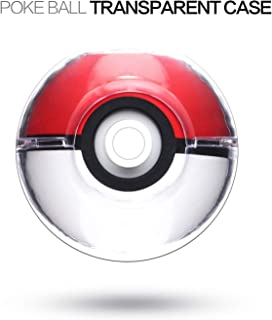 New Clear Case for Poke Ball Plus Controller, Hard Shell Protective Case for Poke Ball Plus Controller Compatible Nintendo...