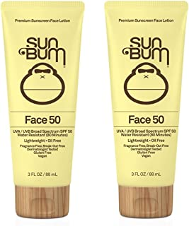 Sun Bum Face Lotion (2 pack Face Lotion Spf 50)