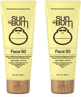 Sun Bum Face Lotion (2 pack Face Lotion Spf 50)