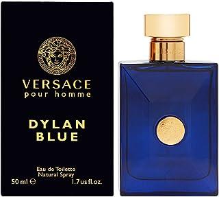Versace Dylan Blue Eau De Toilette, 50Ml for Men