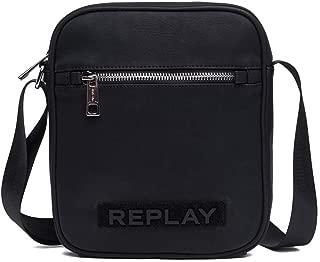 Replay Men's Shoulder Bag 28Cm