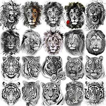 Best lion tattoos Reviews