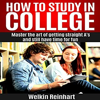 How to Study in College cover art