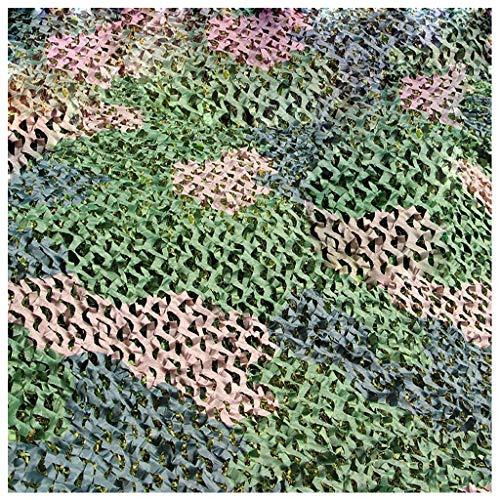 Markiezenzeil tent bladeren camouflage net Oxford doek verborgen campingtent podium achtergrond terras luifel verlichting camouflage bar decoratie multiformaat optioneel Carl Artbay camouflage camouflage camouflage camouflage camouflage 3*4m