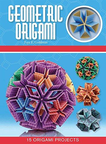 Geometric Origami (Origami Books) (English Edition)