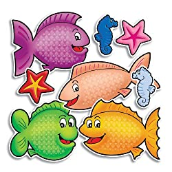 Fishy Fun Accent Punch-Outs