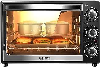Fours grille-pain Mini Four, Plusieurs Fonctions de Cuisson et de grillade, contrôle de température réglable, minuterie, D...