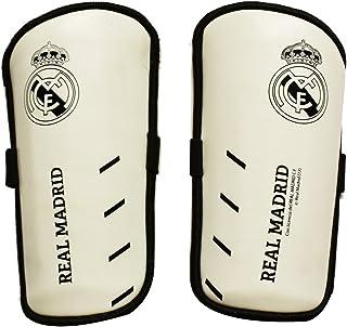 Espinilleras Real Madrid niño Blancas Escudo [AB9146]